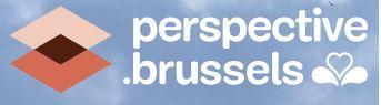 logo Perspective texte blanc