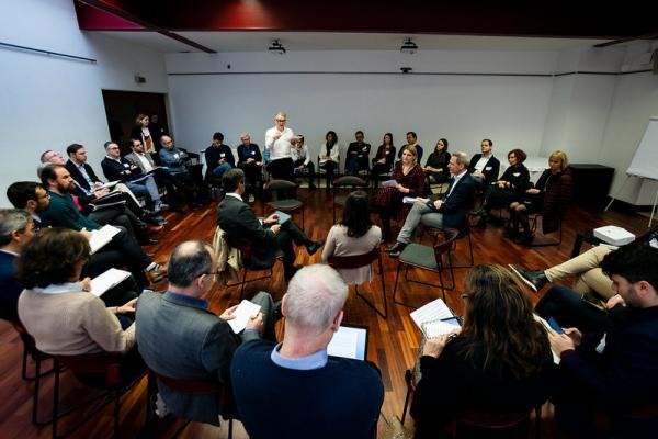 Workshop over territoriale ontwikkeling