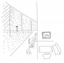 Illustration rapport des travaux