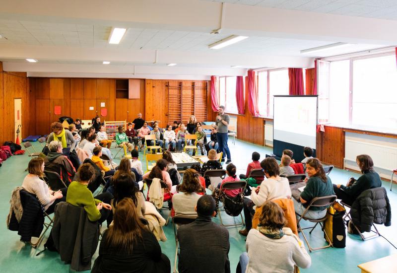 Discussieforum - École Ulenspiegel – Sint-Gillis