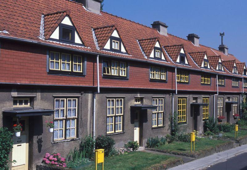 Tuinwijken in Brussel