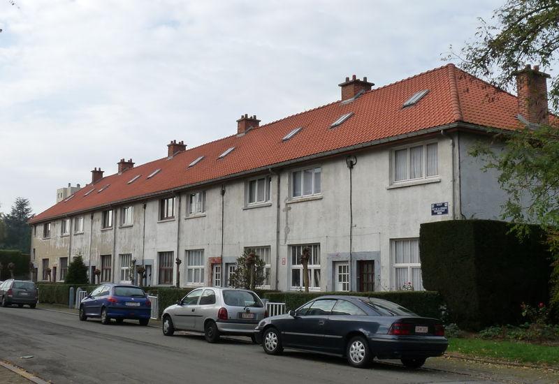 Beheerstraat, Sint-Agatha-Berchem