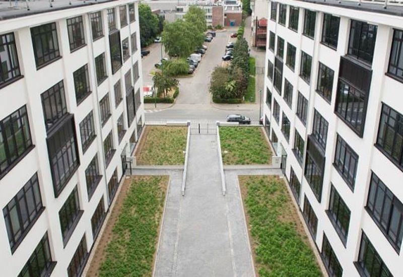 Woningencomplex Lavoisier in Sint-Jans-Molenbeek