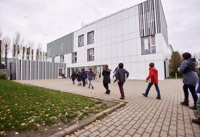 School Les Magnolias - Laeken
